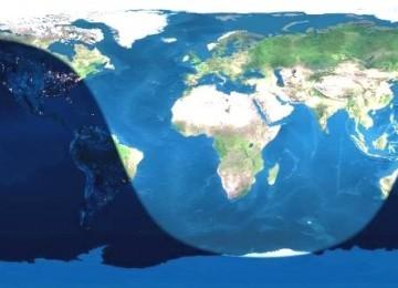 peta negara negara yang bisa menggunakan metode bayangan