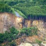 areas prone to landslides