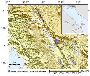 informasi gempa