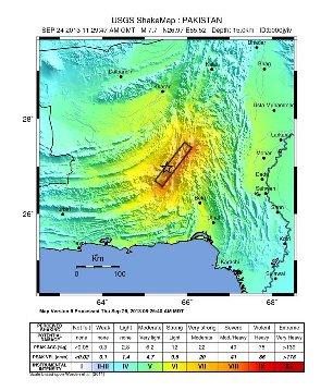 gempa bumi pakistan
