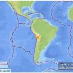 Penyebab Gempa Bumi dan Tsunami Chili 02 April 2014