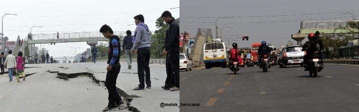 Jalan di Nepal