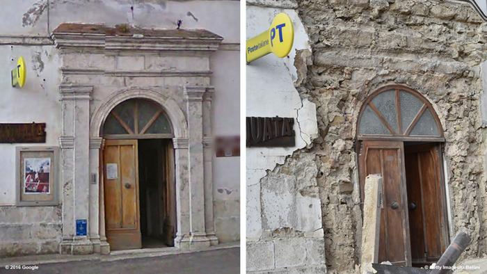 Museum Gempa Italia