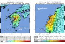 gempa jepang dan ekuador
