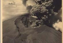 gunung api slamet tahun 1940