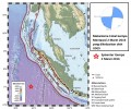 Penyebab Gempa Mentawai 2 Maret 2016