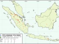 Cuaca Panas, Ayo Monitor Kebakaran Hutan Dgn Satelit