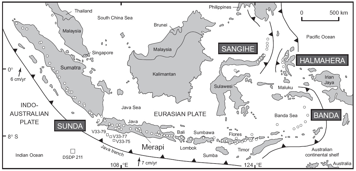 tectonic of Indonesia