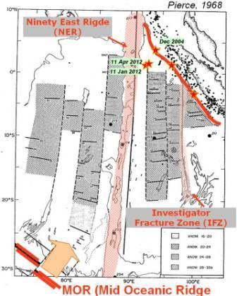 3 Zona Sumber Gempa Bumi di Sumatra