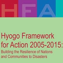 Sudahkan kita menjalankan Hyogo Framework for Action?