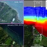 pinggir pantai pemicu tsunami (texas univ-matt hornbach)