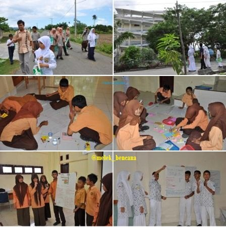 School Watching, Bentuk Upaya PRB Di Sekolah