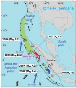 Tsunami Aceh 1907