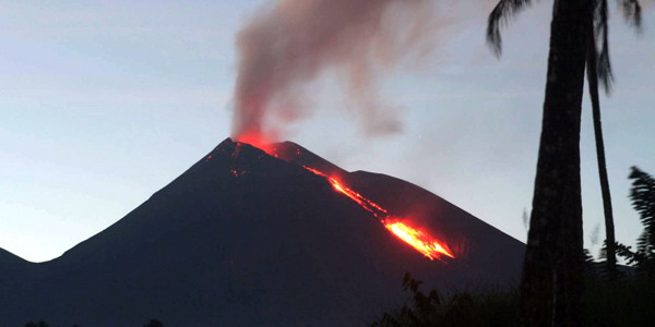 Kawasan Rawan Bencana Gunung Api Soputan