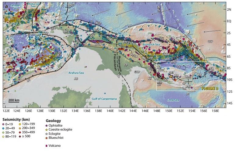 tatanan tektonik papua 2
