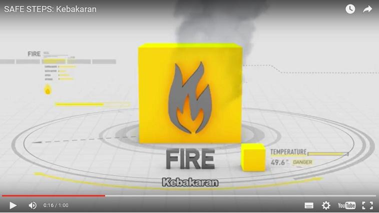 SafeSteps.Com: Bagaimana Agar Selamat Dari Kebakaran