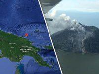 Fakta Gunung Api Di Papua Nugini Yang Tiba-Tiba Meletus