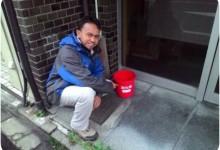 ember air untuk kebakaran
