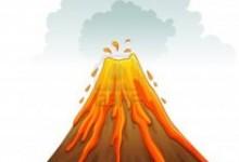 gunung api indonesia