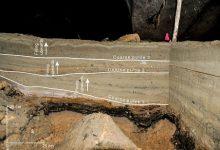 lapisan tsunami di gua