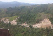 longsor akibat gempa