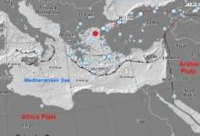 tatanan tektonik mediteranian